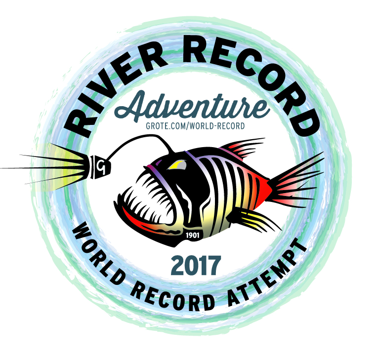 River Record Adventure Logo