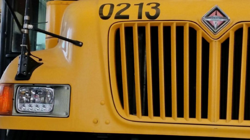West Covina Unified School District Adopts Grote LED Headlights