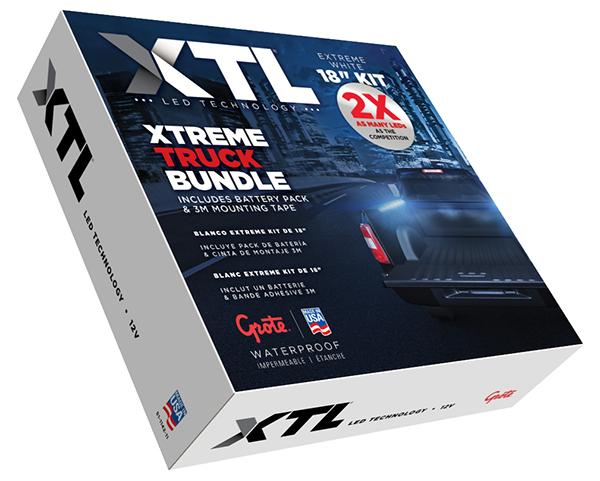 XTL Truck Bed Lighting Kit Extreme White