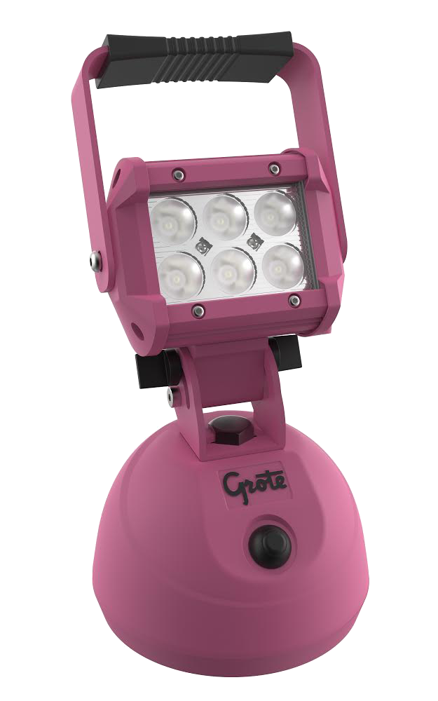 Pink BrightZone LED Light for Breast Cancer Awareness Month