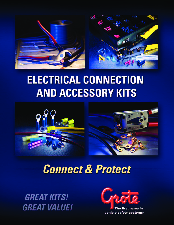 Electrical Connection and Accessory Kits (2MB)