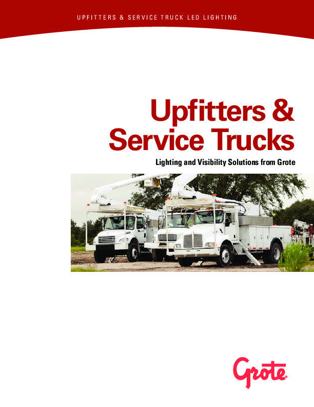 Upfitters & Service Trucks (7MB)