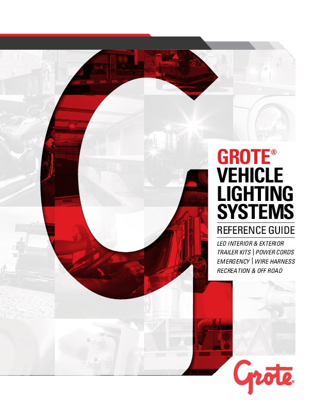 Grote Part Reference Guides | Grote Industries