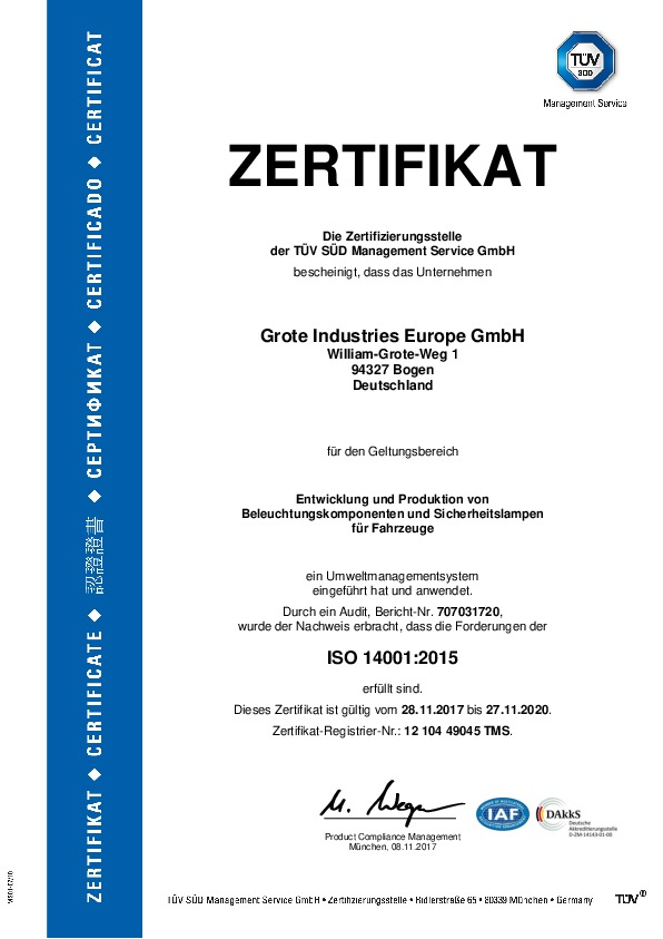 ISO 14001 (allemand)