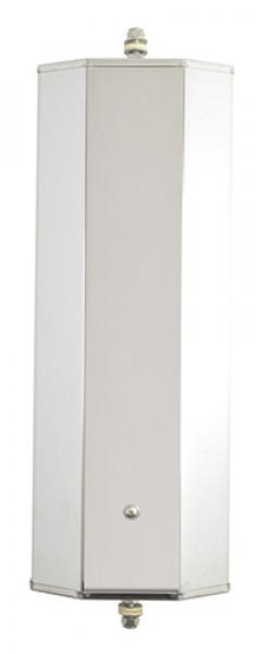 OEM-Style Split-Focus West Coast Box Mirror, Stainless Steel