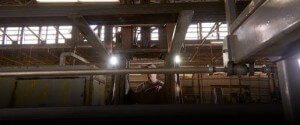 grote led lights on forklift