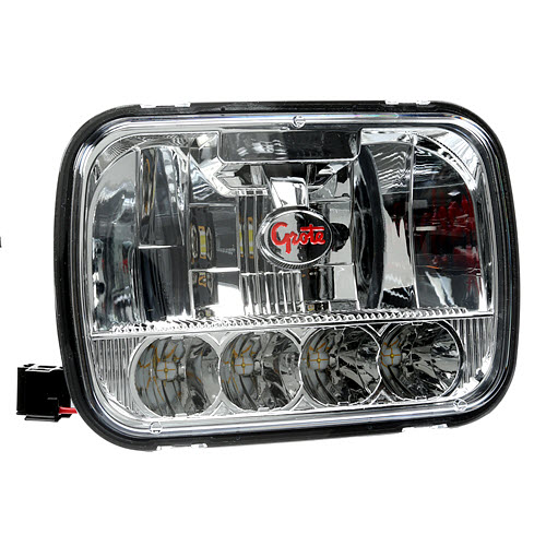 90951-5 - Grote 5x7 LED Headlight on