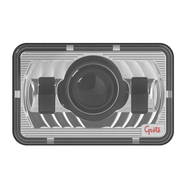94421 5 4x6 Quot Led Sealed Beam Replacement Headlight