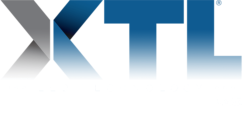 XTL LED Technology Logo