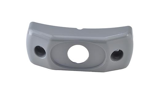 Oberflächenmontagebügel für MicroNova® oder MicroNova® Dot, Eckradius-Halterung, Grau - 360
