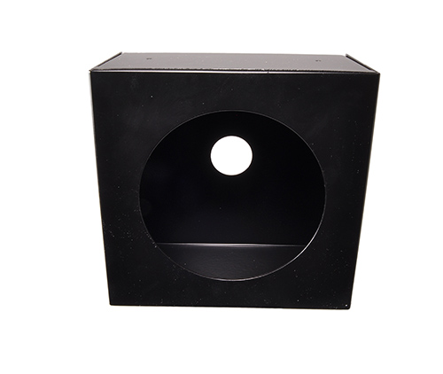"Mounting Module For 4"" Round Lights, Black - 360"