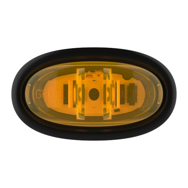 Amber LED Clearance Marker Light - 360
