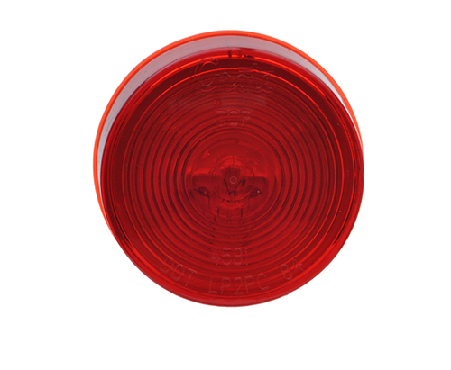 2 1/2 clearance marker light optic red - 360