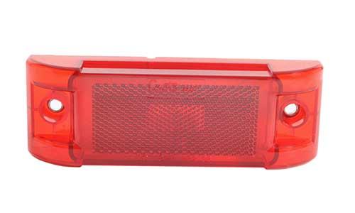 Günstige, versiegelte Umriss-/Markierungsleuchte, Rot - 360
