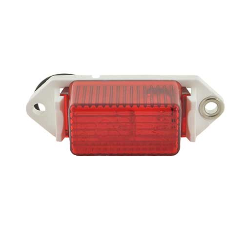 economy clearance marker light red - 360