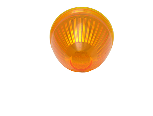 yellow 2 beehive clearance marker light - 360