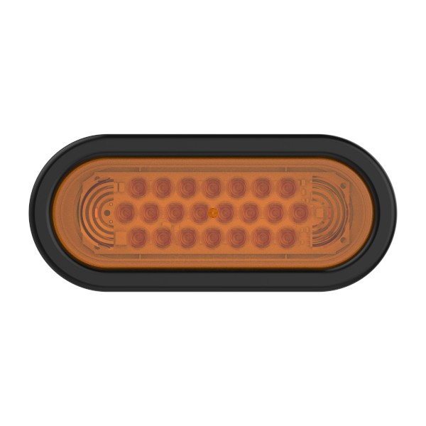 SuperNova® Oval LED Stop Tail Turn Light Kit - 360