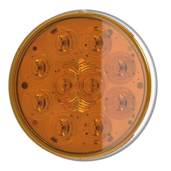 "53253 - SuperNova® 4"" 10-Diode Pattern LED Auxiliary Turn Light - 360"
