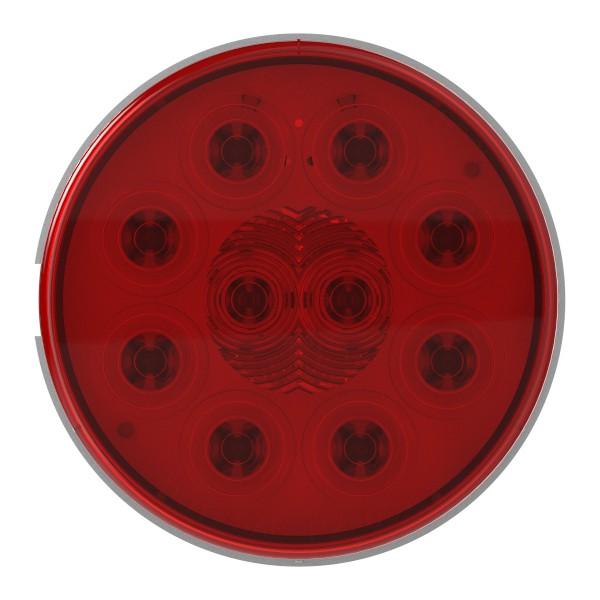 """Luz LED de frenado/trasera/direccional SuperNova®, 10 diodos y 4"""" - 360"""