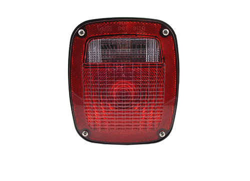Three-Stud Metri-Pack® LED Stop Tail Turn Light with Double Connector - 360