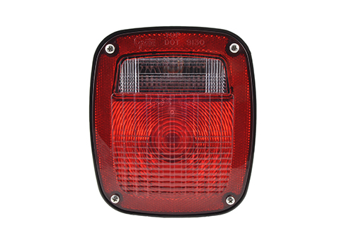 Three-Stud Metri-Pack® Stop Tail Turn Light with Double Connector - 360