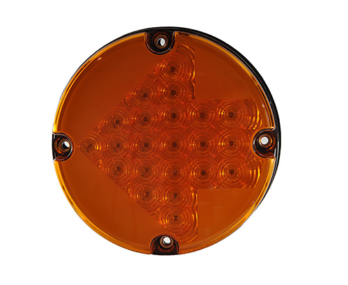 7 led arroe turn light yellow - 360