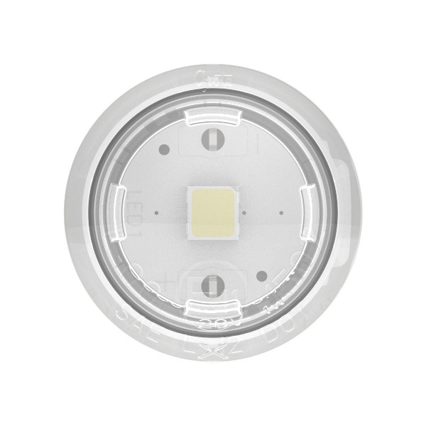 Clear Replacement LED License Light. - 360
