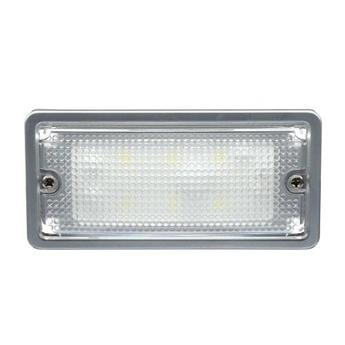 LED Whitelight Recessed-Mount Interior Dome Light. - 360