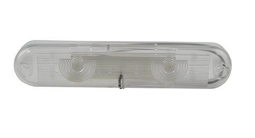 LED Cabinet/Compartment Dome Light, Clear - 360