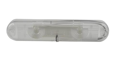 Plafonnier à DEL pour meuble/compartiment, Clair - 360