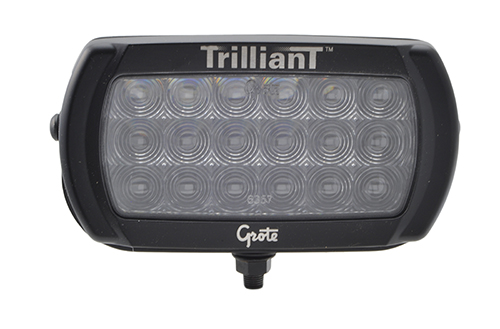 Trilliant® LED Work Light. - 360