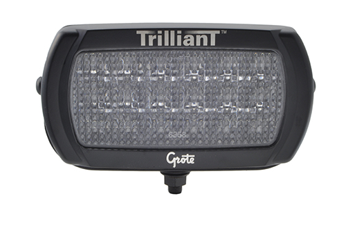 Trilliant® LED Flood Work Light. - 360