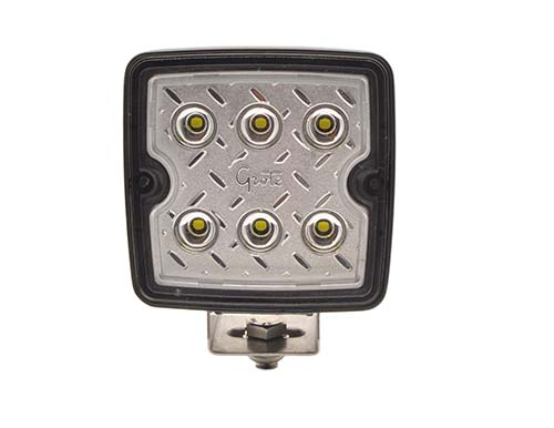 Trilliant® Cube LED Work Flood Light, 12V/24V - 360