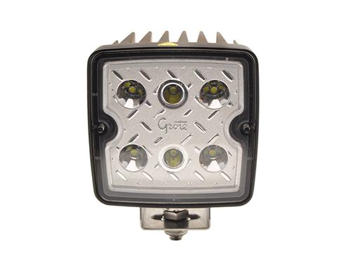 Trilliant® Cube LED Work Flood Light. - 360