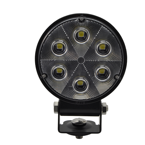 Trilliant® 36 LED Work White Light With Integrated Bracket. - 360