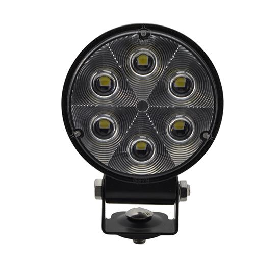 Trilliant® 36 LED Work White Light With Integrated Bracket. - 360