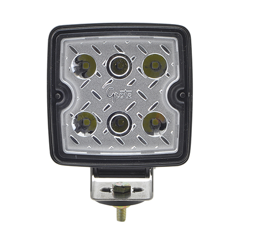Trilliant® Cube LED Work Flood Light. - 360
