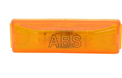 clearance light marker abs yellow - 360