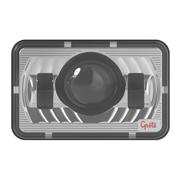 4x6 LED Headlight - 360