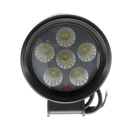 LED Work Light, 1600 Lumens, Round - 360