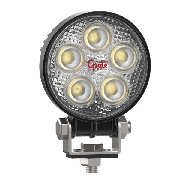 Round LED light - 360