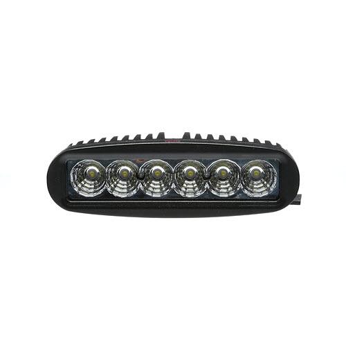 LED Work Light, 1400 Lumens, Slim, Flood - 360