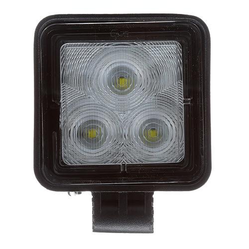 BZ601-5 - BriteZone™ LED Work Light, 775 Lumens, Mini Square, Flood - 360
