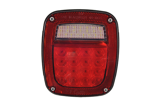 led stop tail turn light with side marker - 360