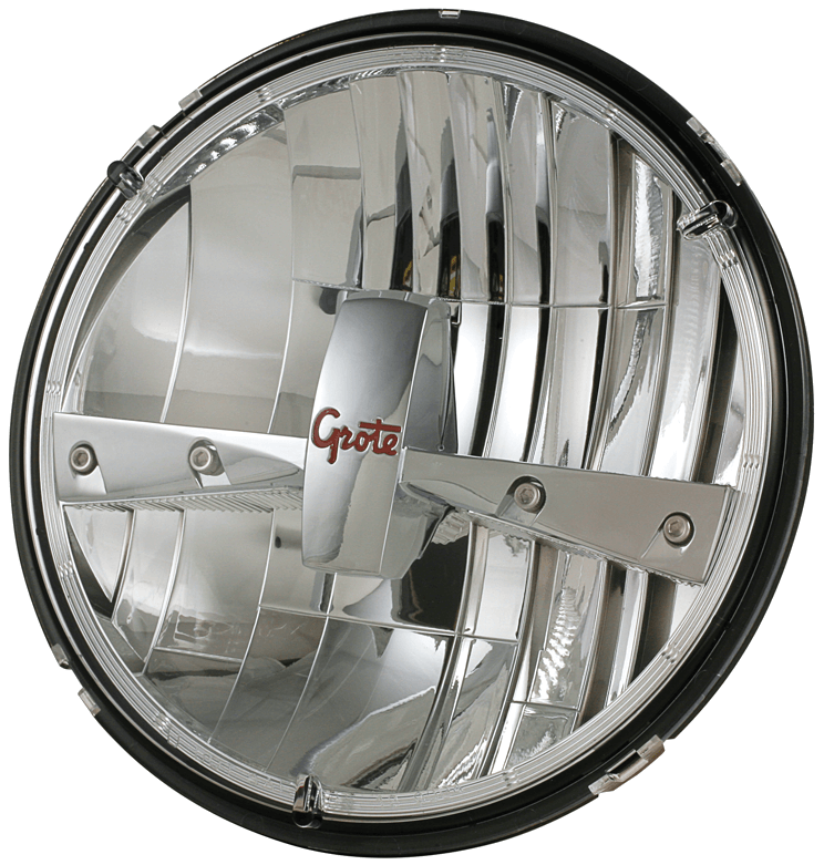 Grote 7 Inch Round Headlight