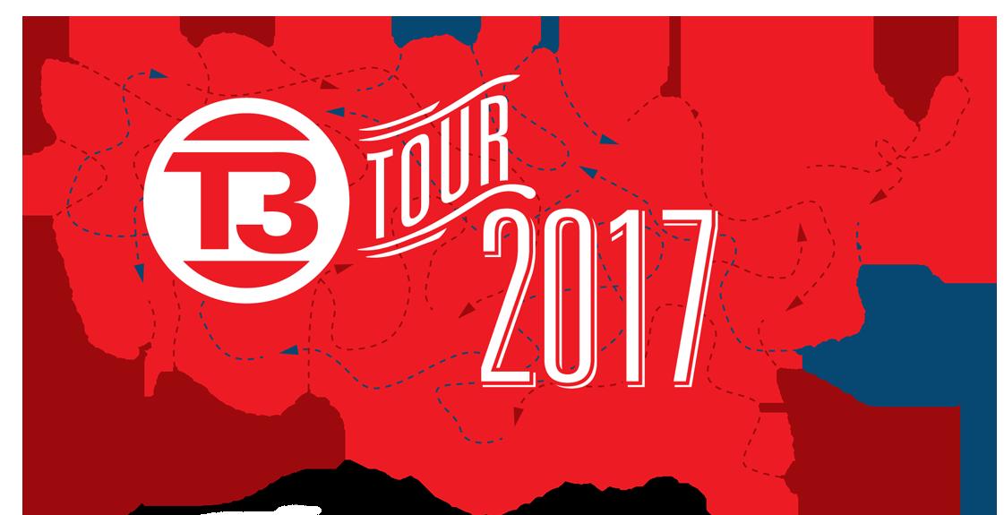 Logo de tour T3 2017 de Grote