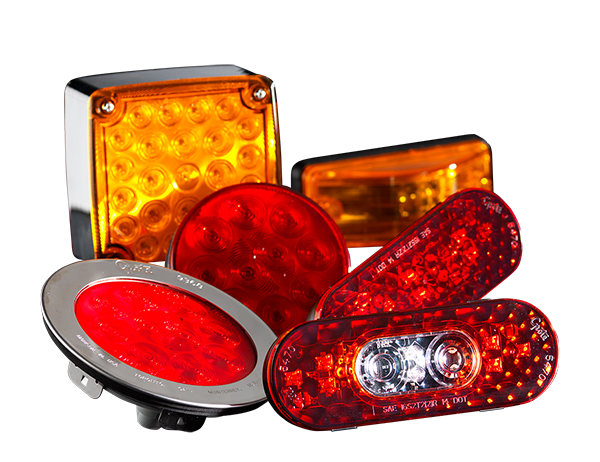 LED Stop Tail Turn lights