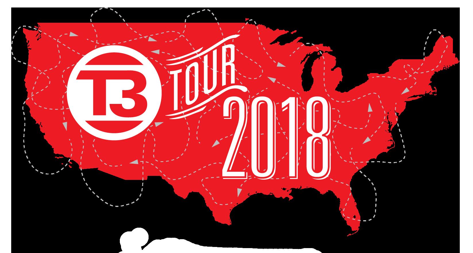 Logo de tour T3 2018 de Grote
