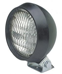 64991 – Par 36 Utility Light, Rubber Tractor, Halogen Work Light