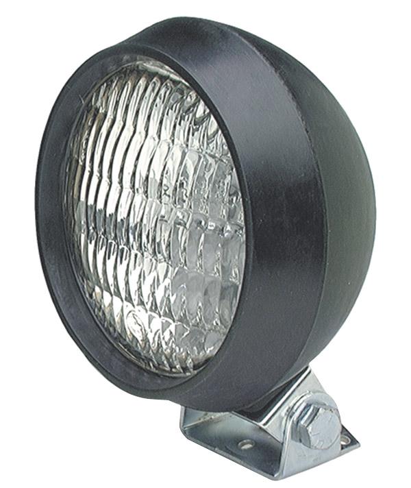 Grote Industries - 64991 – Par 36 Utility Light, Rubber Tractor, Halogen Work Light